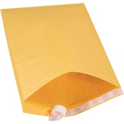 Kraft Self-Seal Bubble Mailers (Freight Saver Pack)